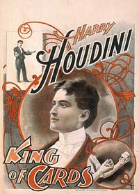 entertainers houdini magicians